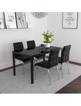 Contra/Solara - Black Table...