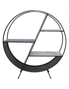 Pallas - Accent Round Shelf...