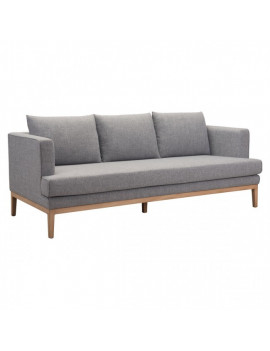 Eden - Sofa in Grey