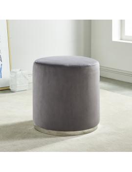 Opus Round Ottoman