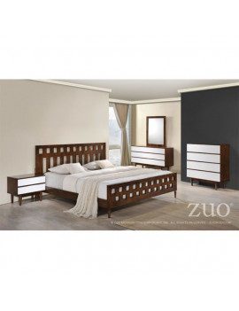 L.A. - Bed Frame in King/Queen