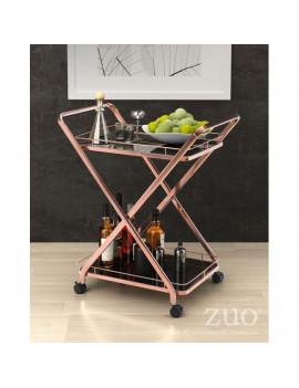 Vesuvius Serving Cart -...