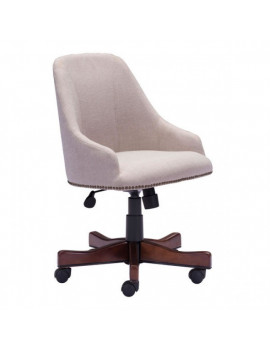 Maximus - Office Chair Beige