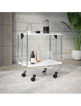 Sumi 2-Tier Bar Cart