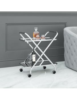 Oriso - 2 Tier Bar Cart