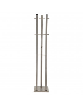 Neil - Coat Rack in Brushed...