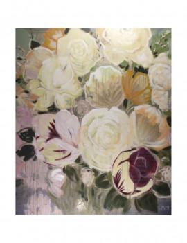 MORELIA - Hand Painted Canvas