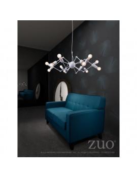 Sleet - Ceiling Lamp in White