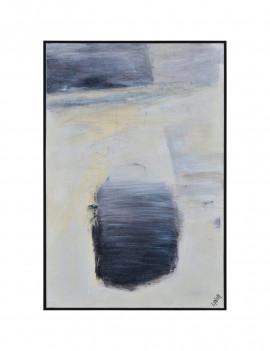 CHALDENE - Hand Painted Canvas
