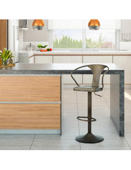 Astra - Adjustable Stool in...