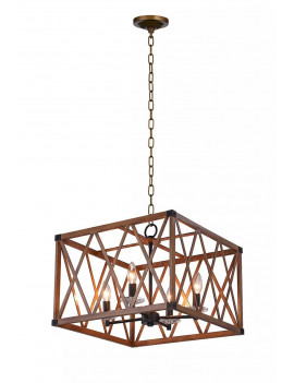 Marini - 4-Light Chandelier