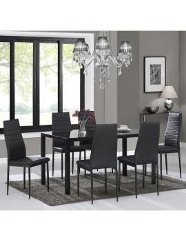 Contra - Black Table +...